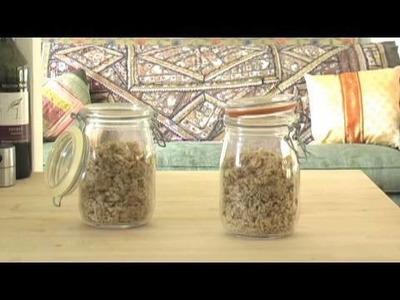 Granola Recipe, How-To, Cooking Tips : Tamra Davis .