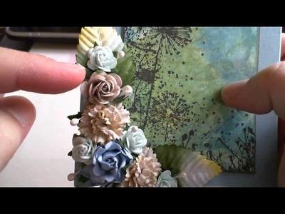 Handmade Book with Bamboo Skewer Binding