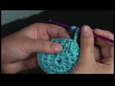 How to Crochet a Hat : Crocheting a Hat: Starting Row 4