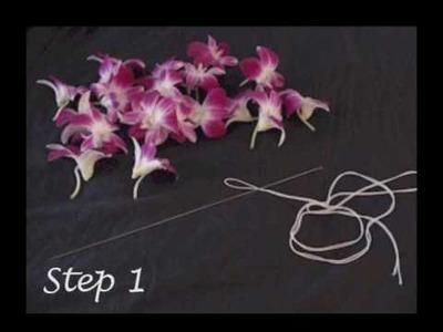 How to Make a Lei (edtec561)
