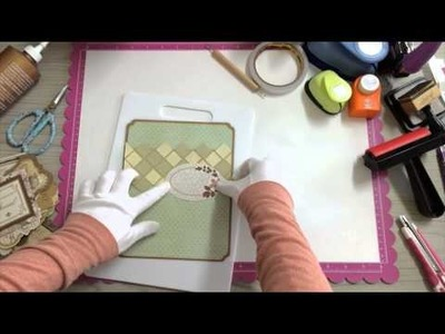 Paper Patchwork Tutorial