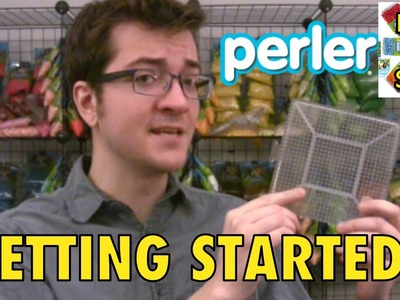 Perler Beads: Getting Started - Pixel Art Show