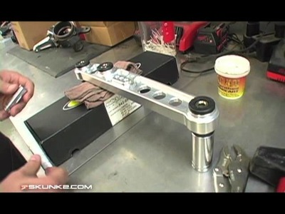 Skunk2 How-To: LCA Bushing Replacement