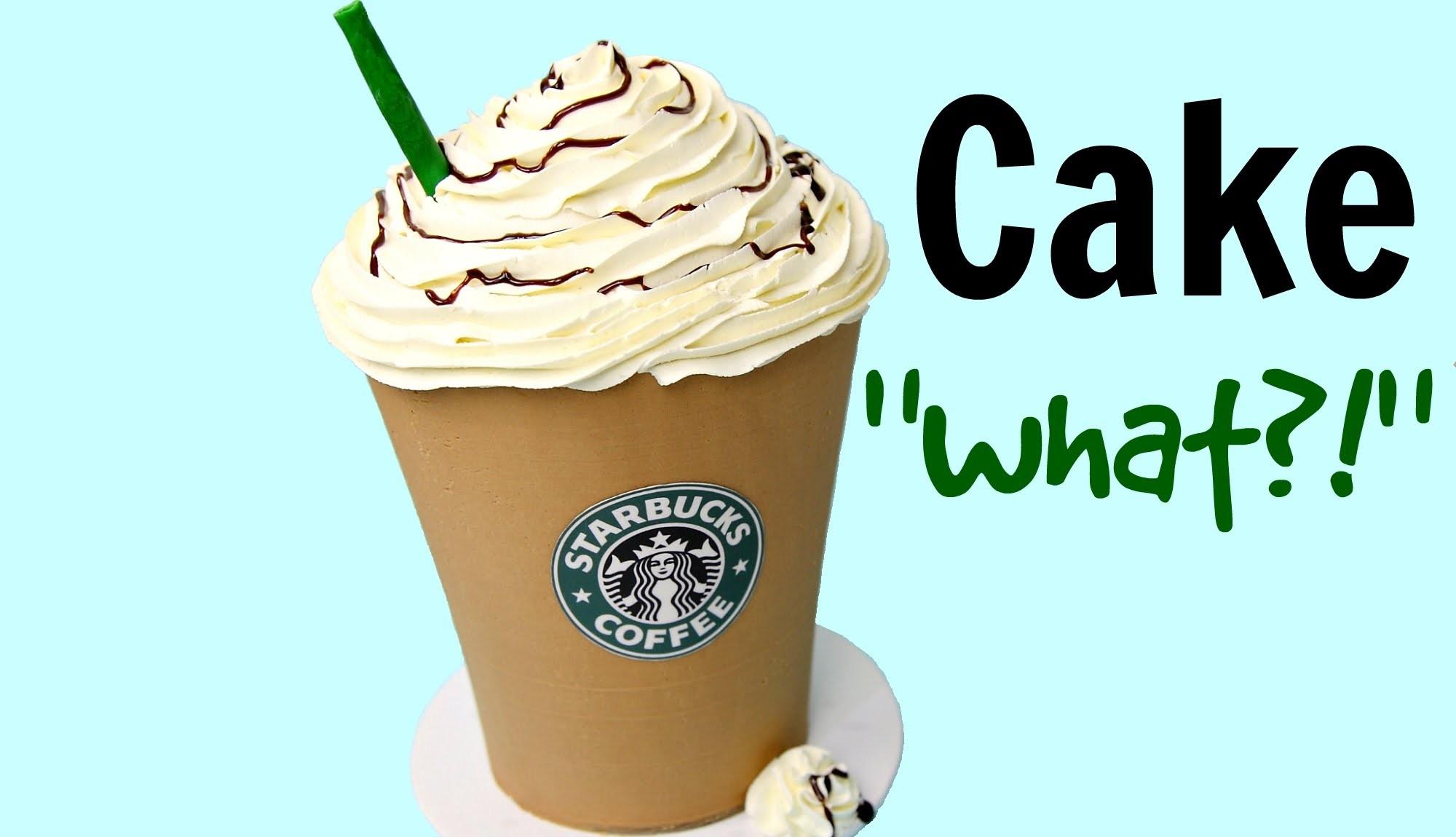 Starbucks Mocha Frappuccino Cake - CAKE STYLE