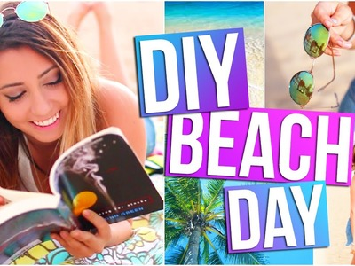 Summer Beach DIYs, Essentials + Outfit Idea! | Tara Michelle