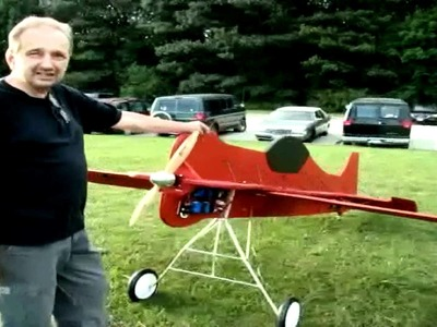 THE JUKA'S MAIDEN FLIGHT - MIKE'S BIG FOMIE