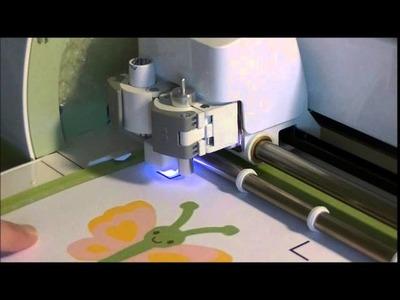 Cricut Explore Printable Vinyl and Sticker Paper