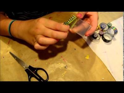 DIY Caja tic tac. DIY Tic tac box