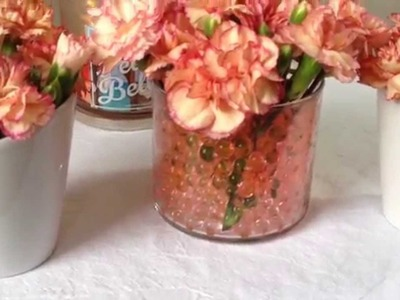 DIY Candle Jar Vase | Shanda G.