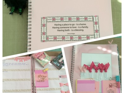 DIY-Cheap Ways to Decorate Your Planner