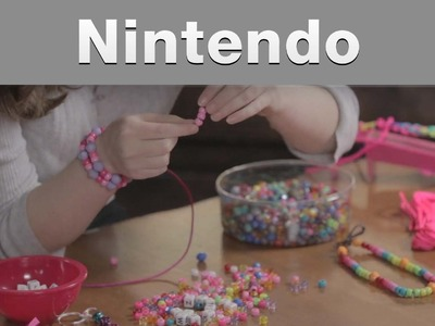DIY - Kirby's Rainbow Rope Necklace & Bracelet