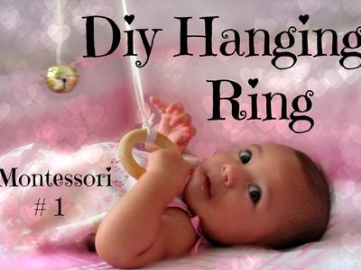 Diy Montessori Hanging Ring