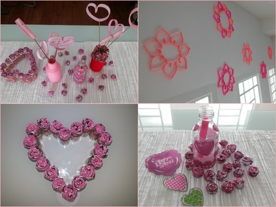 DIY Room And Home Decoration. Valentine's Day Decoration