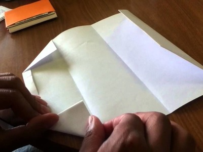 How to make a paper 6 pocket wallet