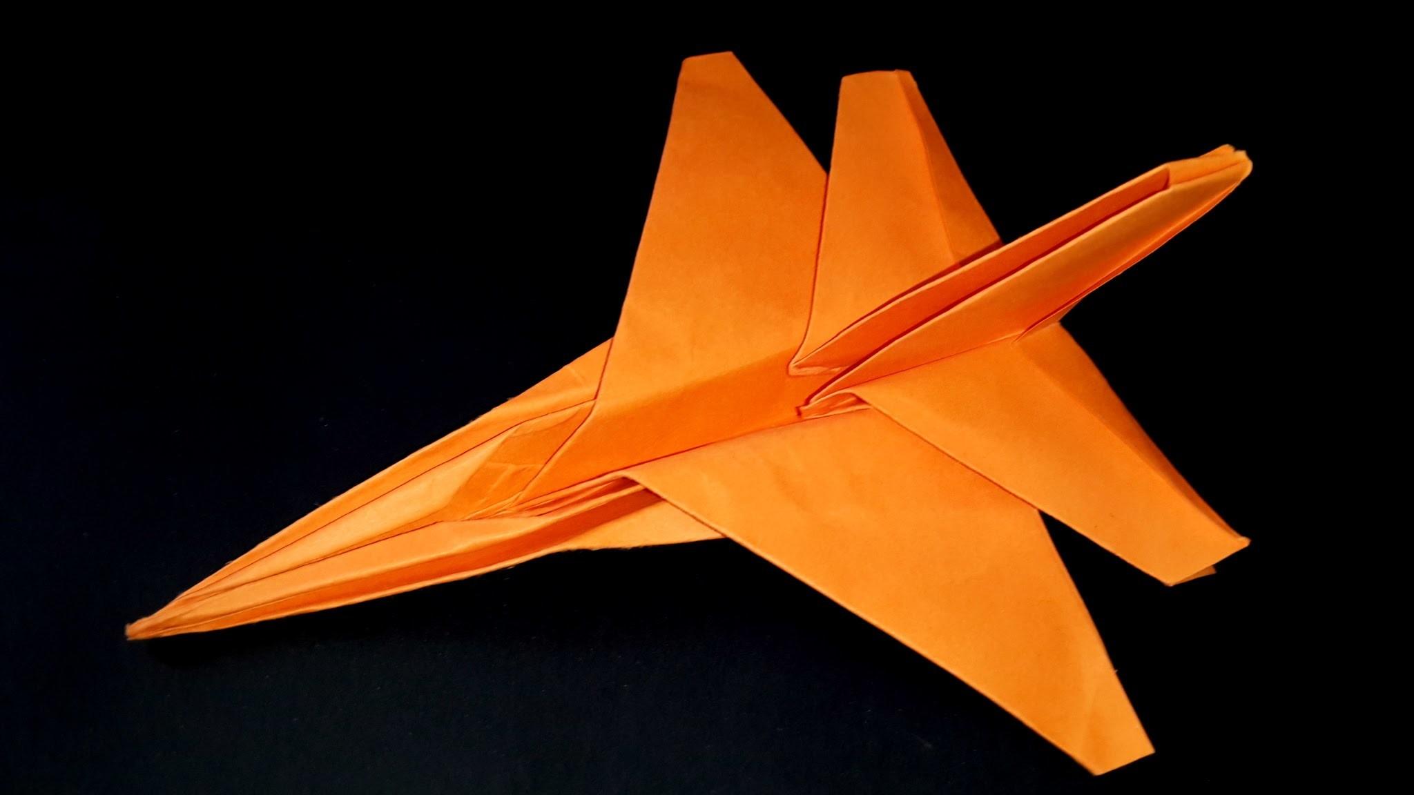 Как сделать из бумаги хороший самолет