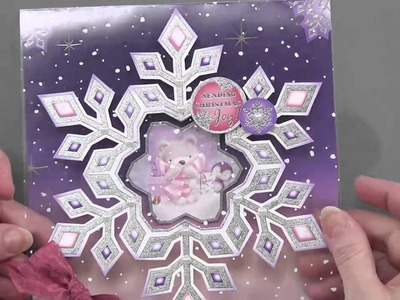 Hunkydory Christmas Cuties - Paper Wishes Weekly Webisodes