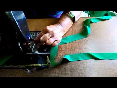 Simple Blouse Measurement Paper cutting and Stitching in Hindi Part 4