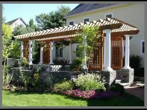 Architectural Pergolas & Garden Structures