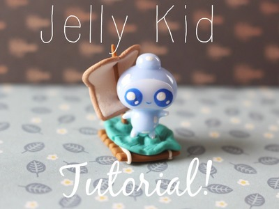 Bravest Warriors Collab with Polymomotea! ♡ Jelly Kid & Toast Raft Tutorial ♡