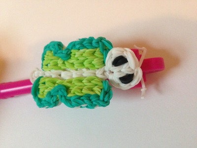 ~Butterfly Pencil Hugger~ Rainbow Loom Pencil Hugger Series