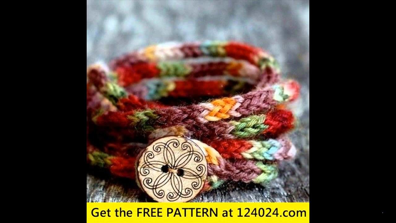 Crochet bracelet ideas