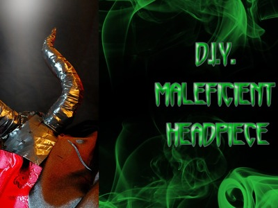 D.I.Y. Maleficent Horns