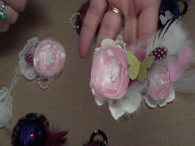 Fabric Flowers.MOD