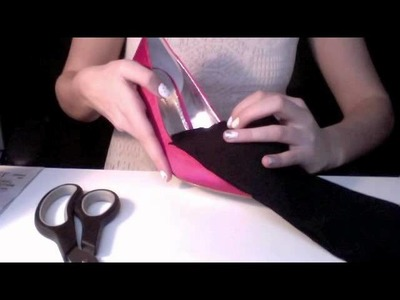 High Heel Ring Holder DIY