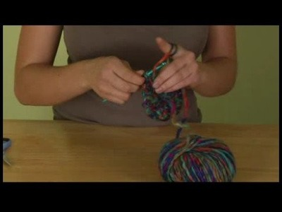 How to Crochet a Hat : Crochet Stitching Large Hats