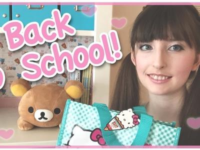 ♡ Kawaii Back to School Haul: Target! ♡