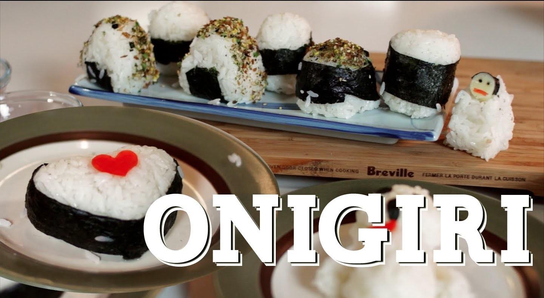 Onigiri - Fruits Basket, Spirited Away, Pokemon, Feast of Fiction Ep. 17