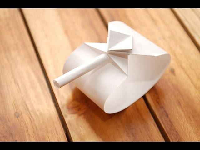 Как сделать что нибудь из бумаги своими руками легко