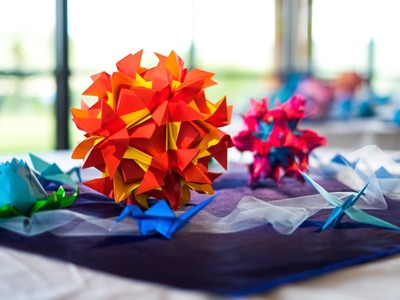 Origami Wedding - Stunning Paper Creations