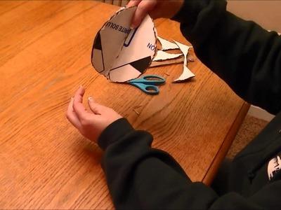 Part 1 Making a Paper Mache Globe Classroom Activity