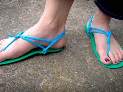 Xero Shoes DIY Sandal Kit Review