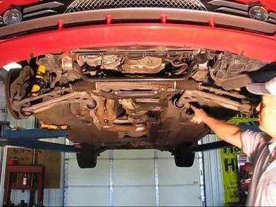 BMW Control Arm Bushing Replacement