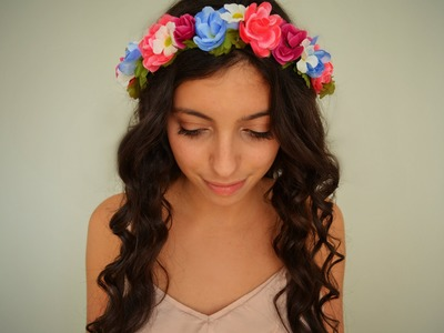 DIY Flower Headband ♡