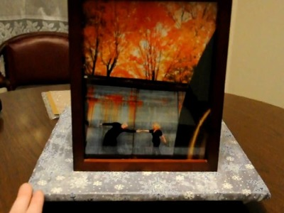 Home made wedding cardbox v2.1 Final!