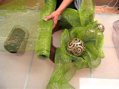 How to make a mesh weath - 2