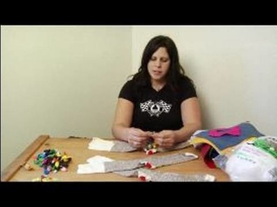 How to Make a Monkey Sock Puppet : Guide to Making a Sock Puppet
