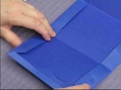 How to Make Pop-Up Cards & Envelopes : How to Make a Designer Envelope: Part 3