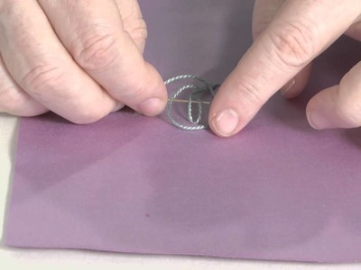 How to Make Thread Bars and Chains