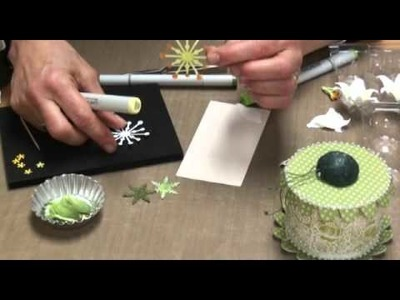 InCLASS: Easter Lily Cake Box with Susan Tierney: Part 2