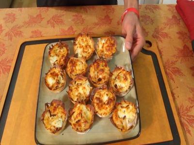 Lasagna Cupcakes with Zach King (FinalCutKing)
