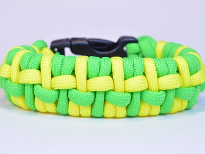 "Make the ""Humpback Fishtail"" Paracord Survival Bracelet - BoredParacord.com"