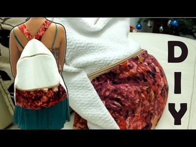 Mochila DIY    Backpack DIY [Subtitled]