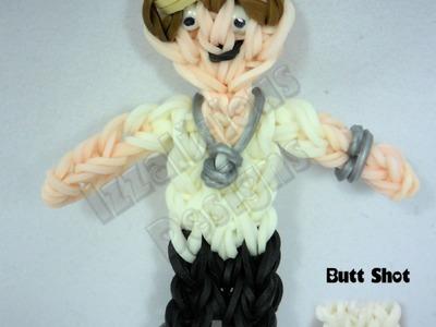Rainbow Loom Justin Bieber Figure.Charm