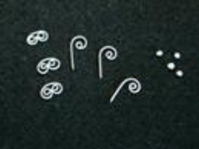 Silver Soldered Filigree Jewelry Part One