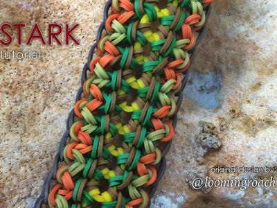 STARK Rainbow Loom bracelet tutorial