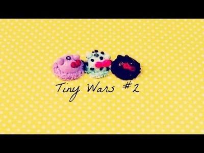 Tiny Wars #2 - Hello Kitty Ice Cream Scoops